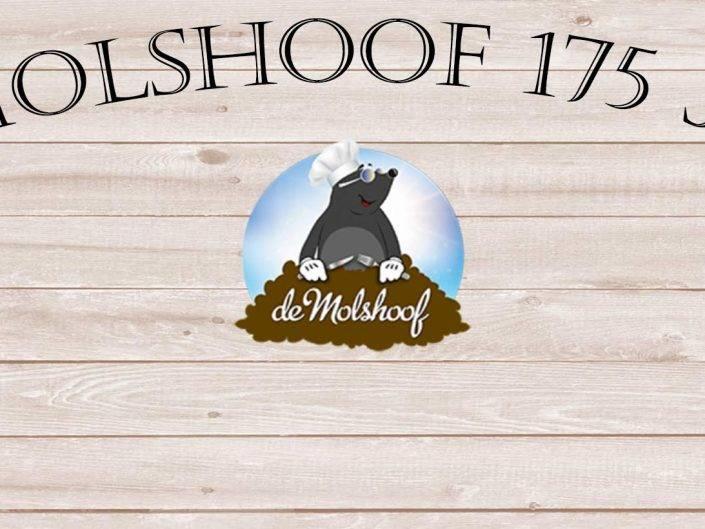 Molshoof 175 Jaar